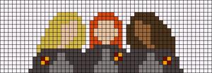 Alpha pattern #83081