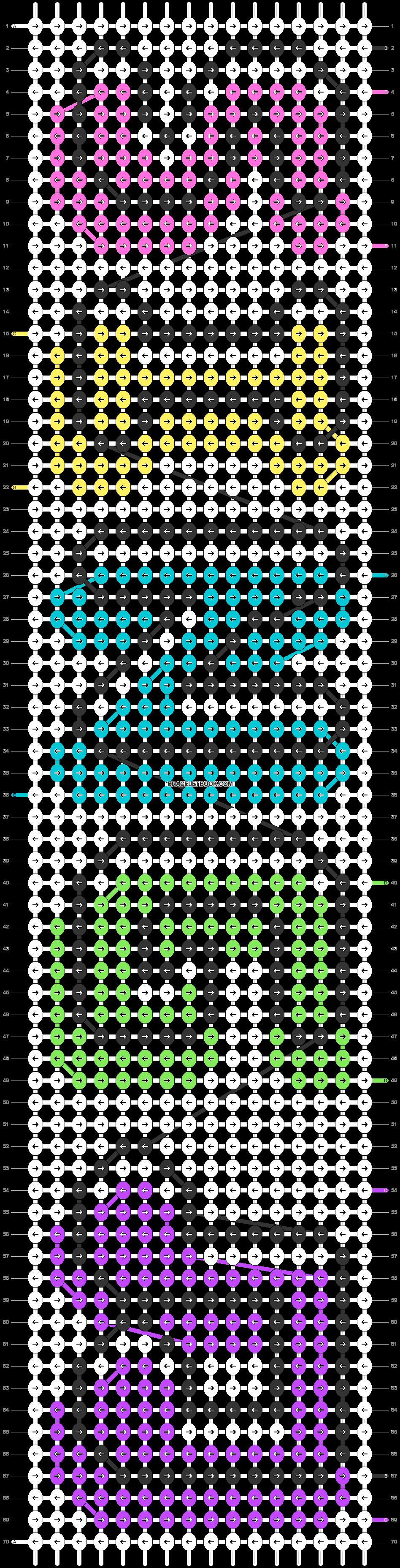 Alpha pattern #83085 pattern