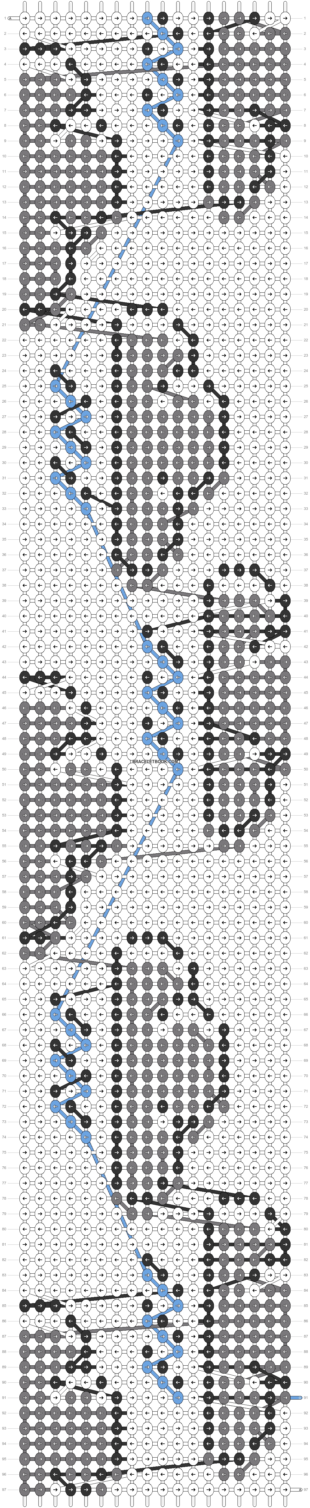 Alpha pattern #83088 pattern