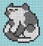 Alpha pattern #83092