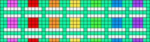 Alpha pattern #83122