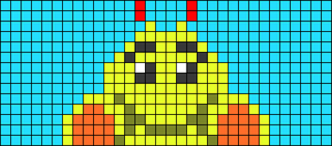 Alpha pattern #83128