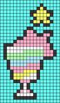Alpha pattern #83132