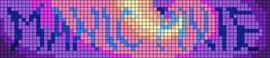 Alpha pattern #83135