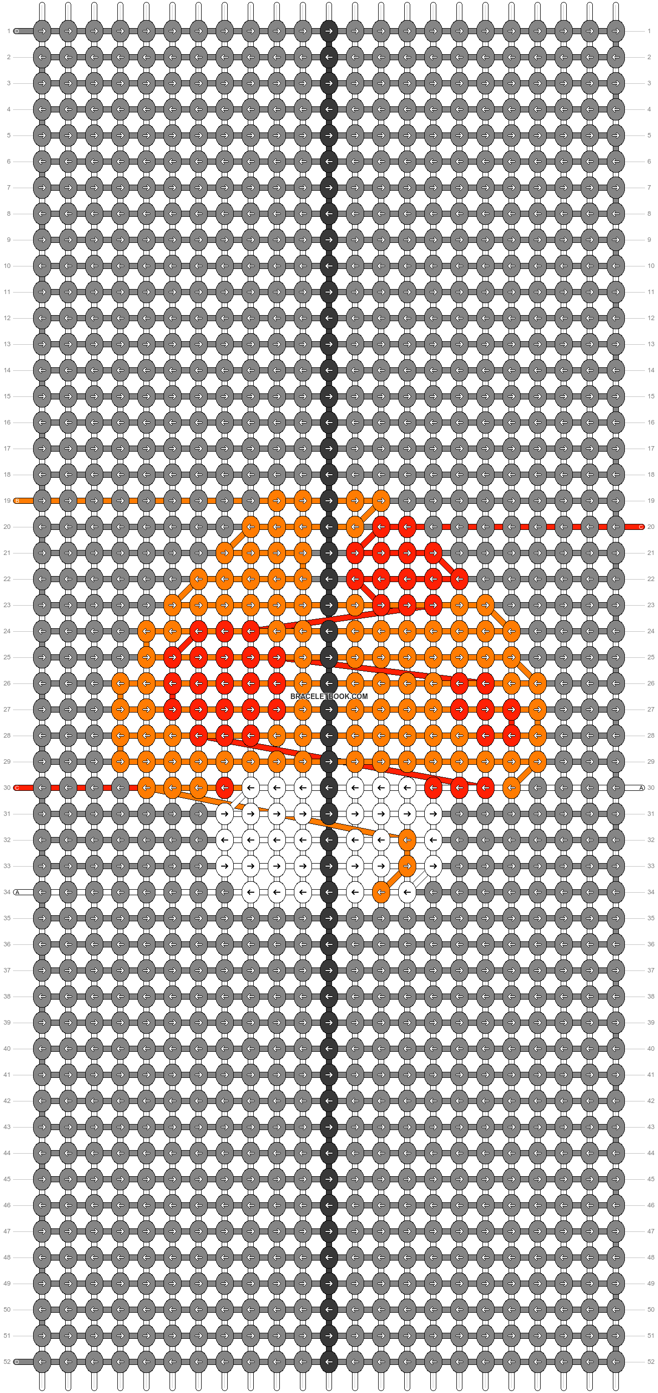 Alpha pattern #83147 pattern