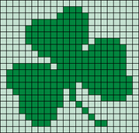 Alpha pattern #83150