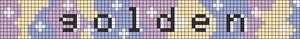 Alpha pattern #83154