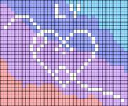 Alpha pattern #83156