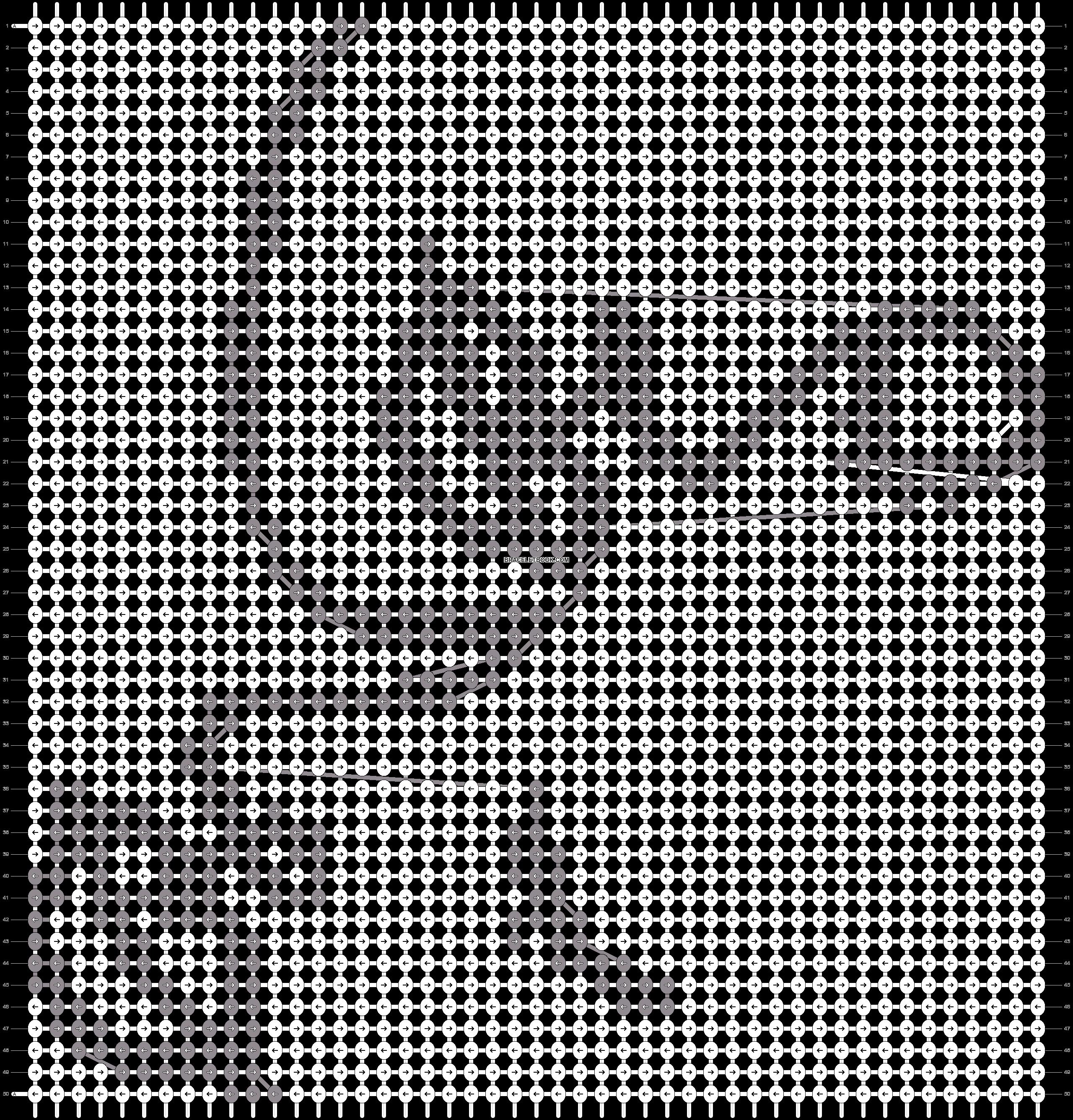 Alpha pattern #83178 pattern