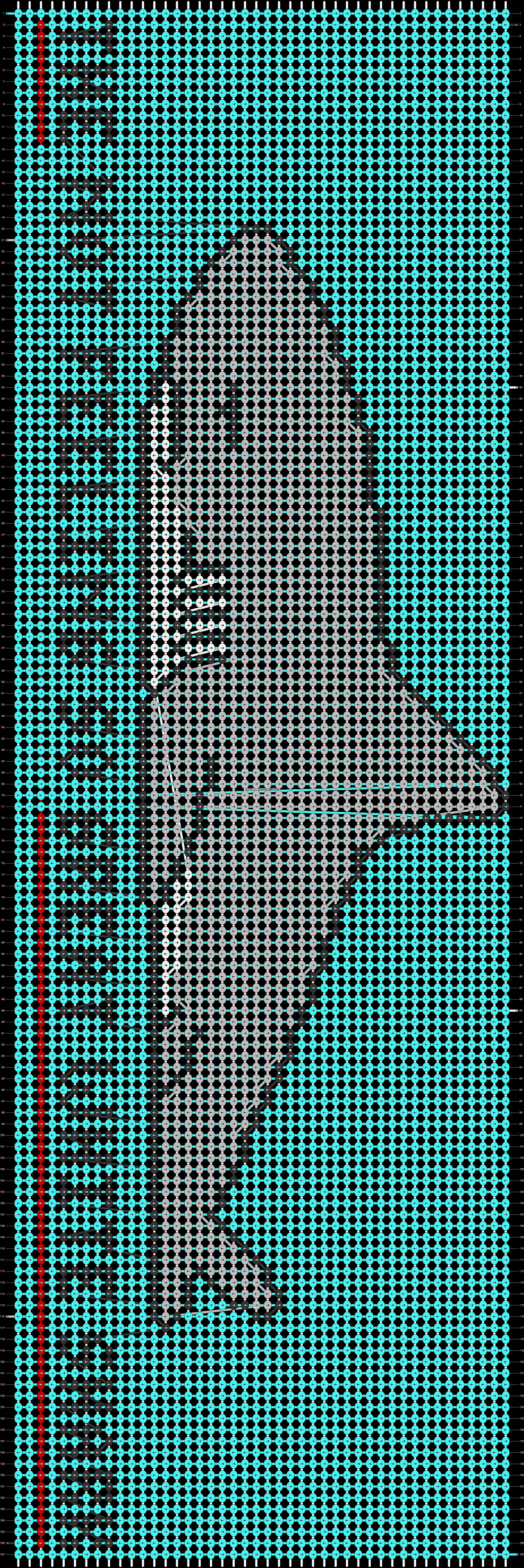 Alpha pattern #83186 pattern