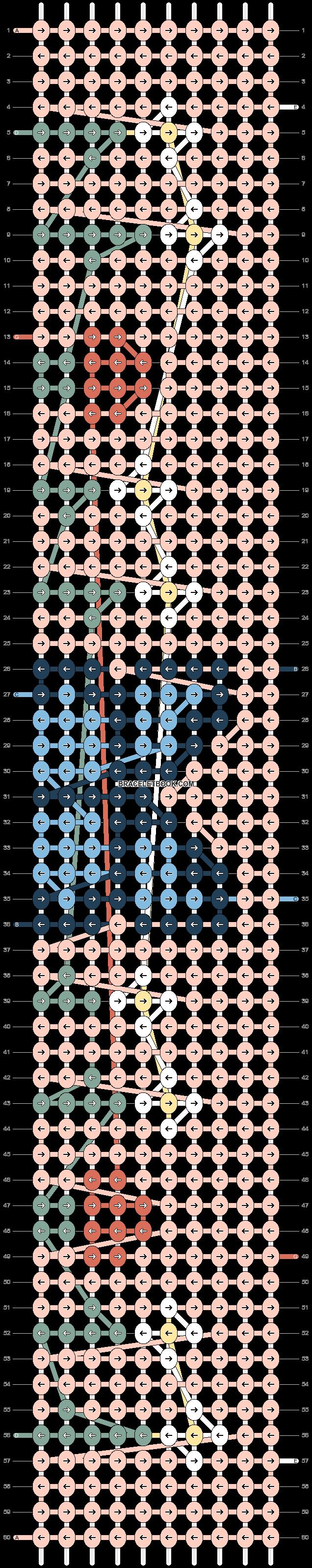 Alpha pattern #83188 pattern