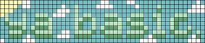 Alpha pattern #83190