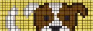 Alpha pattern #83205