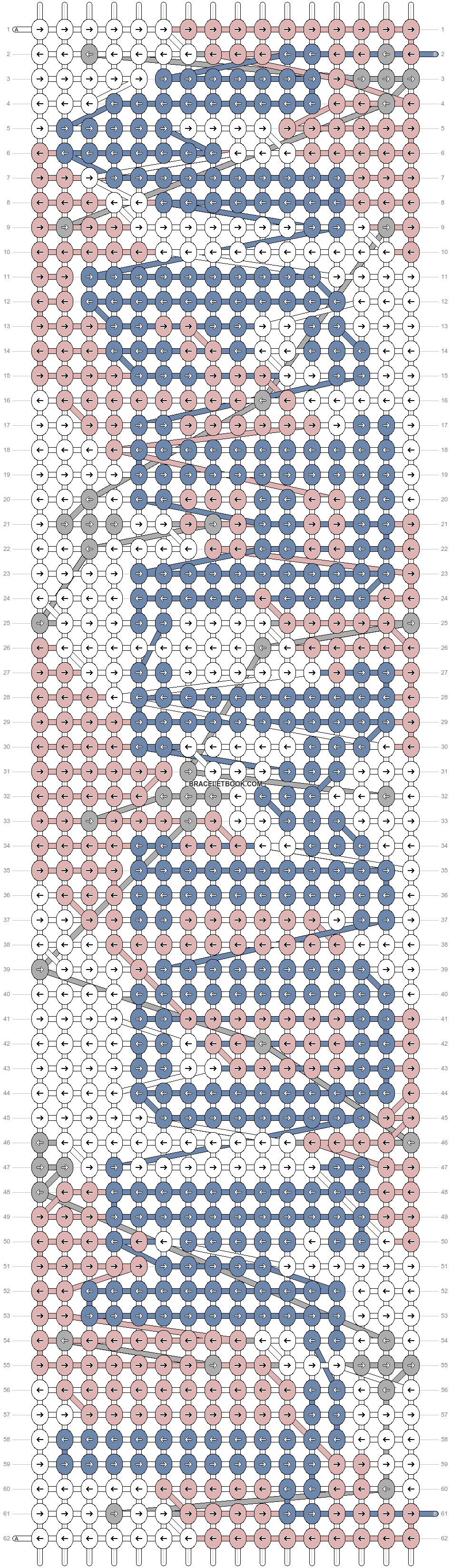 Alpha pattern #83208 pattern