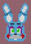 Alpha pattern #83215