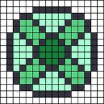 Alpha pattern #83219