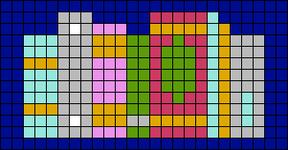 Alpha pattern #83231