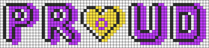 Alpha pattern #83232
