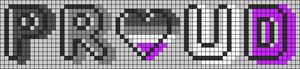 Alpha pattern #83234