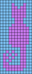 Alpha pattern #83248