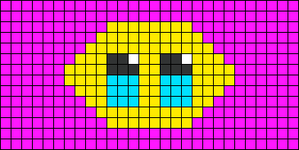 Alpha pattern #83265