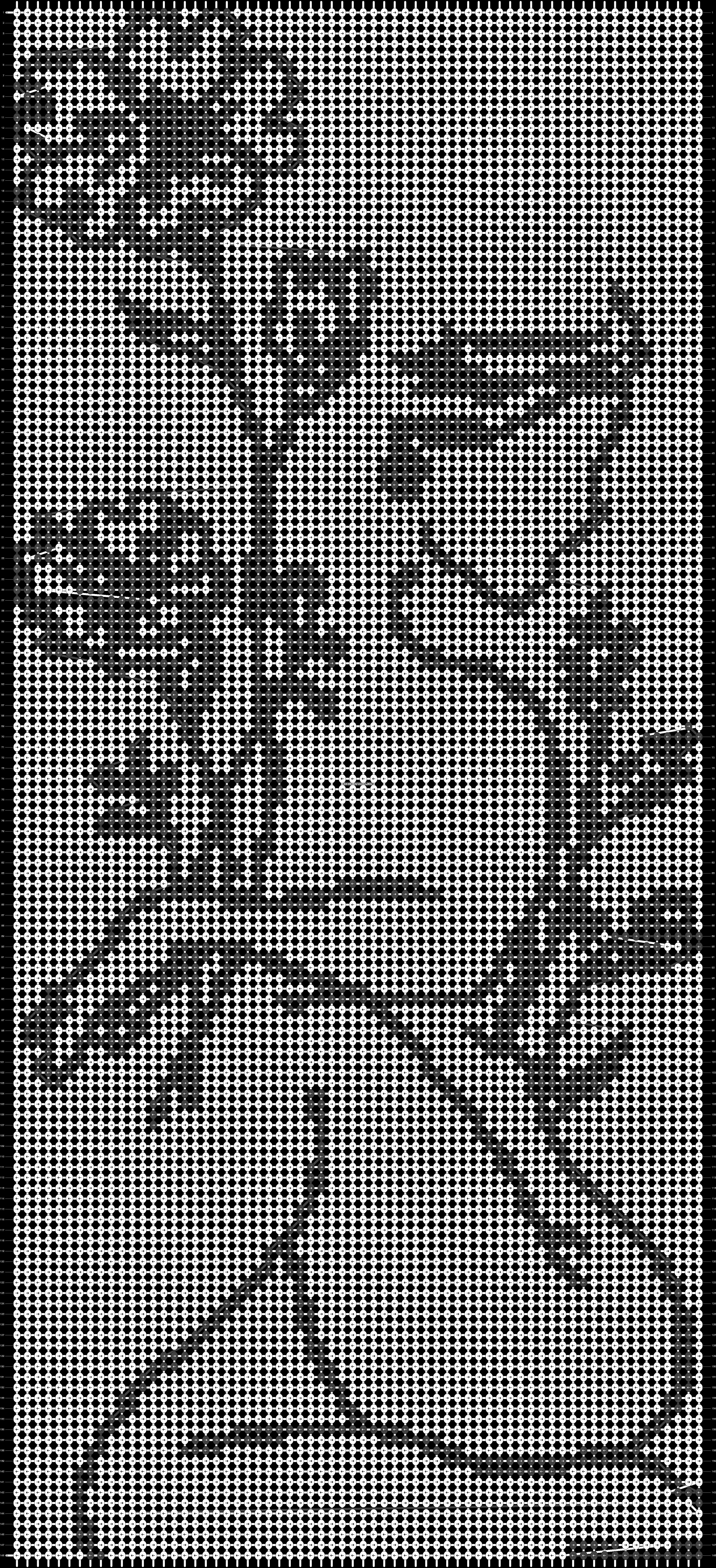 Alpha pattern #83280 pattern