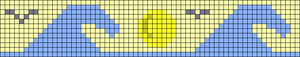 Alpha pattern #83282