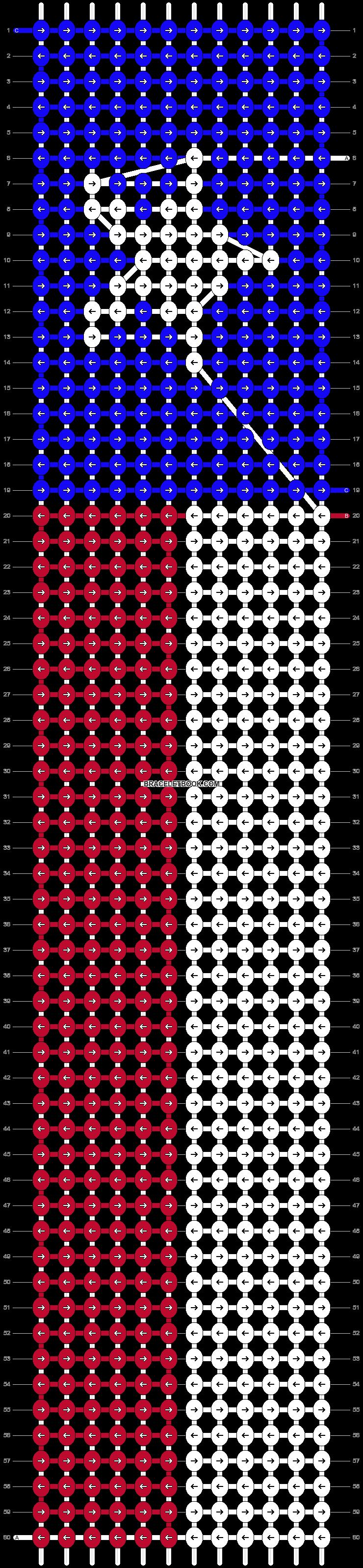 Alpha pattern #83289 pattern