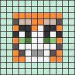 Alpha pattern #83292
