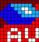 Alpha pattern #83299