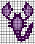 Alpha pattern #83304