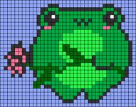 Alpha pattern #83306
