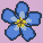 Alpha pattern #83309