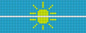 Alpha pattern #83310