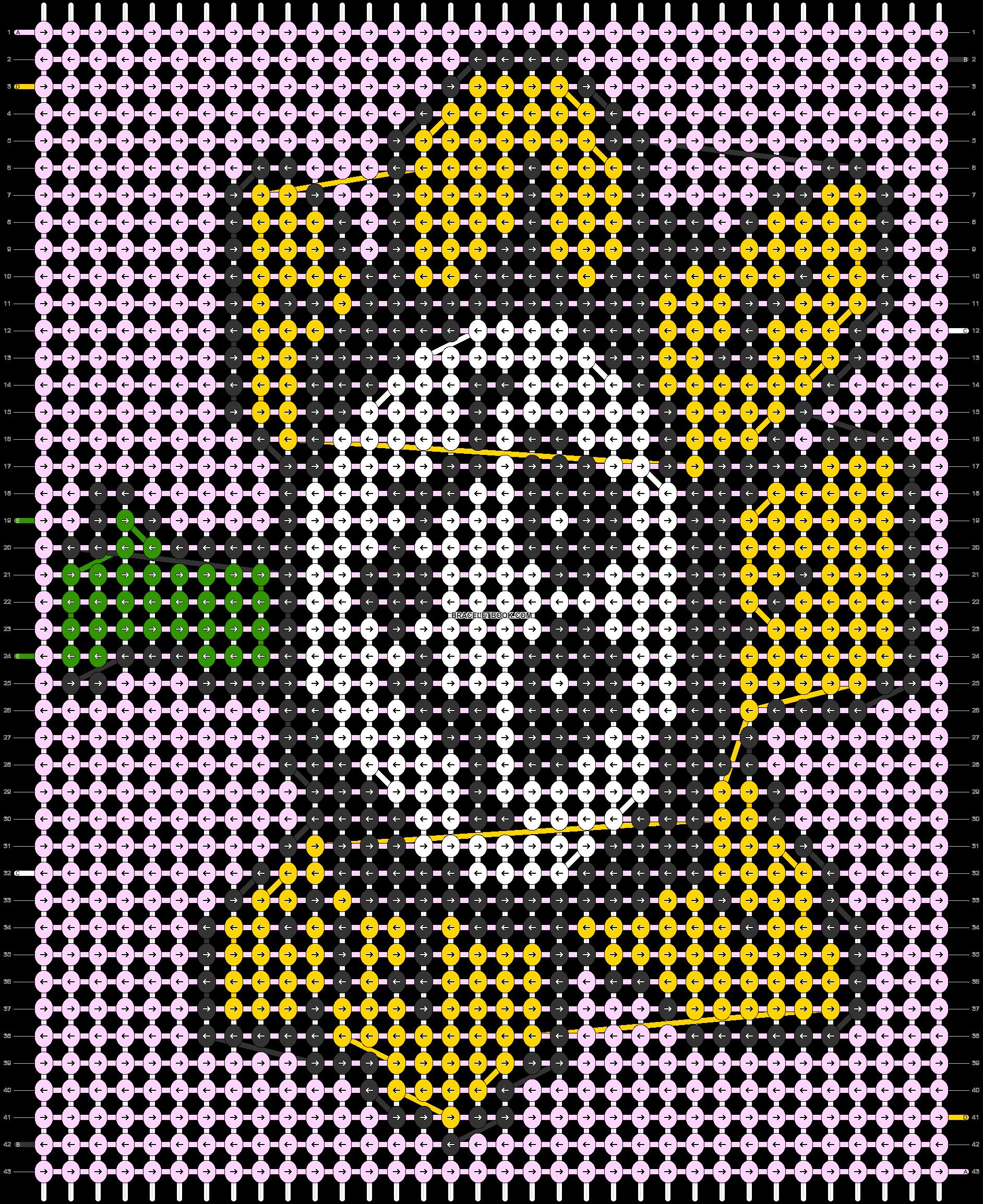 Alpha pattern #83326 pattern