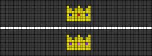 Alpha pattern #83335