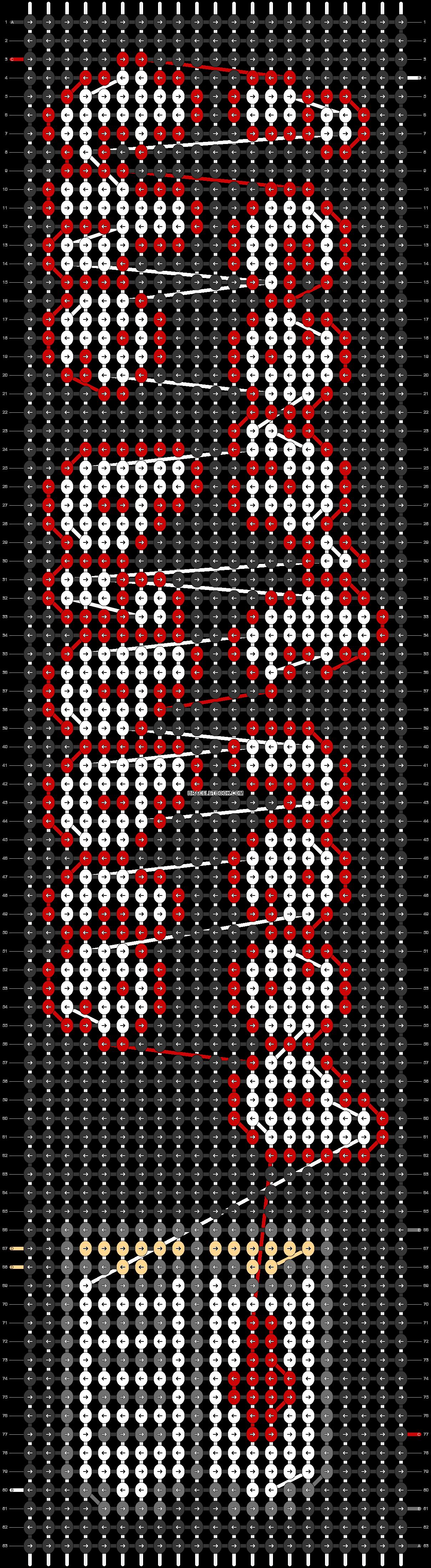 Alpha pattern #83348 pattern