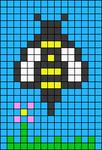 Alpha pattern #83353