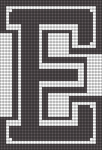 Alpha pattern #83374