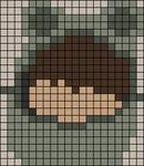 Alpha pattern #83390