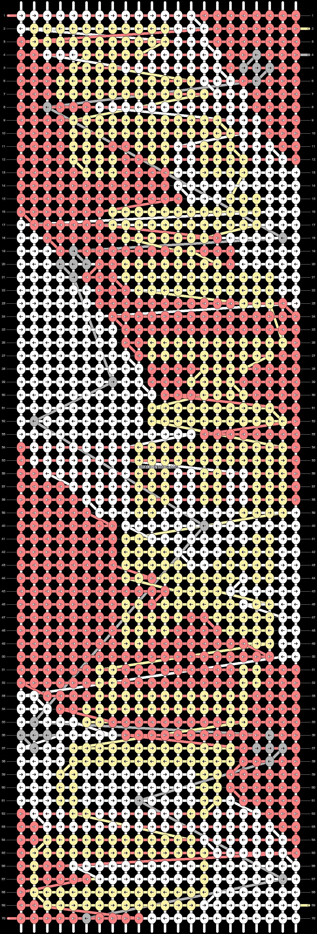 Alpha pattern #83394 pattern