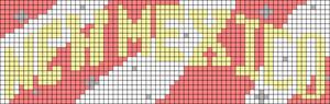 Alpha pattern #83394