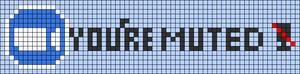 Alpha pattern #83397