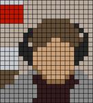 Alpha pattern #83398