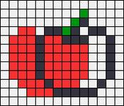 Alpha pattern #83405
