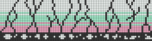Alpha pattern #83410