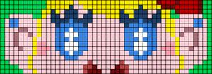 Alpha pattern #83412