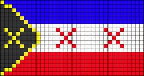 Alpha pattern #83414