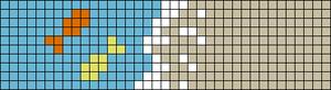Alpha pattern #83421