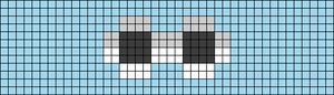 Alpha pattern #83422